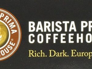 Barista Prima French Roast Coffee K-Cups