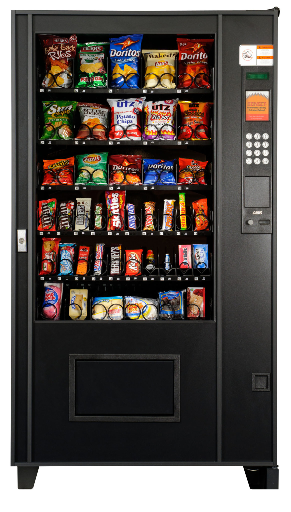 vending machine in