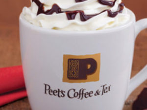 Peets Coffee by Flavia